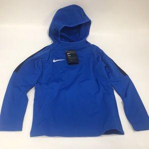 Nike Boys Academy Football Soccer Fleece Hoody
